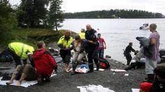 Matanza de Breivik en la isla de Utoya