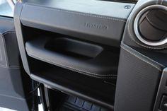 Twisted Defender interior detail