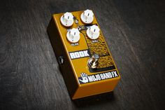 Mojo Hand FX Rook Overdrive from Coast Sonic
