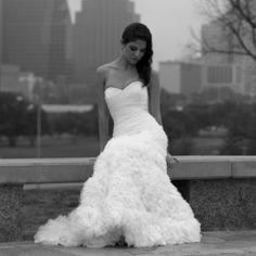 Stunning. Wedding portraits from Jennifer Stamps.
