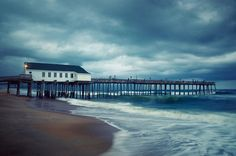 Kitty Hawk Pier — Outer Banks North Carolina