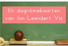 Dagritmekaarten Leendert Jan Vis | Klas van juf Linda