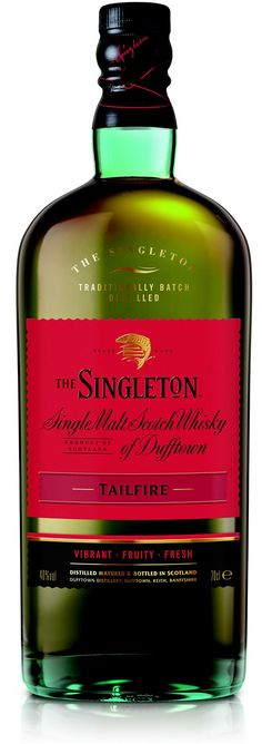 "Singleton Of Dufftown Single Malt Scotch Whisky Launches Two New Variants, ""Tailfire"" And ""Sunray"" In 2014 Rum Bottle, Liquor Bottles, Whiskey Bottle, Scotch Whiskey, Bourbon Whiskey, Single Malt Whisky, Wine And Spirits, Alcoholic Drinks, Cigars"