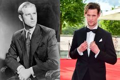 Matt Smith is reprising his role as Prince Philip.