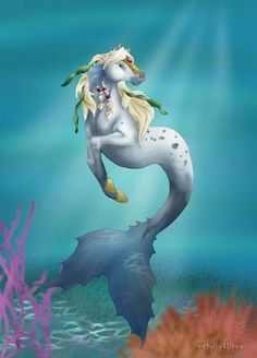 Yes, it says peophin. Which means that yes, I am a neopet addict. Cherokee in Peophin form WIP Mythical Water Creatures, Greek Creatures, Mythological Creatures, Magical Creatures, Fantasy Creatures, Sea Creatures, Fantasy Images, Fantasy Art, Sea Of Monsters