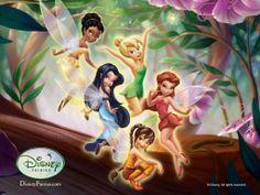 disney+fairies+pictures   Free Disney fairies Wallpaper - Download The Free Disney fairies ...