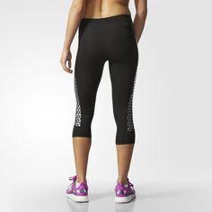 Adidas Techfit Print 3 DSG Ex Capri Tights