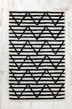 Assembly Home Between The Lines Tufted Rug  #UrbanOutfitters