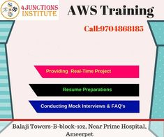 AWS and #AZURE attend online and offline free demo's at