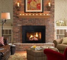 Fireplace inserts for your home by FireplaceVillage, via Flickr
