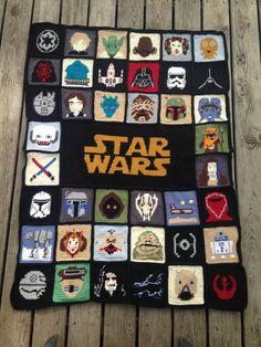 Star Wars quilt