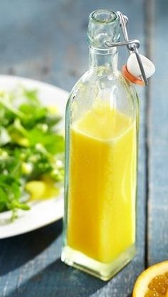 Homemade Salad Dressing - Balsamic Citrus Dressing | Summer Salad Recipe