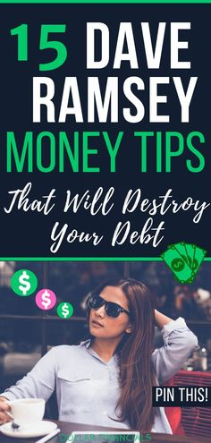 16 Best Dave Ramsey Money Tips For Improving Your Finances - Finance tips, saving money, budgeting planner Money Tips, Money Saving Tips, Money Budget, Groceries Budget, Money Savers, Free Groceries, Money Hacks, Saving Ideas, Budgeting Finances