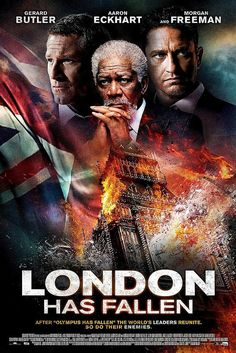 Watch London Has Fallen (2016) Full Movies (HD quality) Streaming