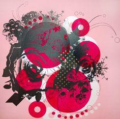 GOODWILL - www.christianskipperud.no 80 x 80 cm