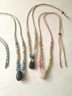 Amikata - necklaces