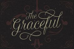 Check out Graceful by artimasa on Creative Market: ttp://crtv.mk/fmmR
