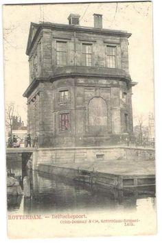 Delftsche Poort 1910