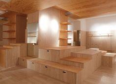 LDA - Laurent Deroo Architecte - FASANENSTRASSE