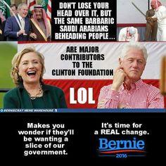 We MUST VOTE FOR Bernie Sanders 2016!! #FeeltheBern.