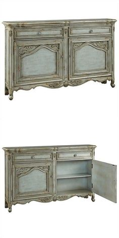 Sideboards And Buffets 183322 Pulaski Credenza In Russelle Transitional Buffet Table And Sideboard