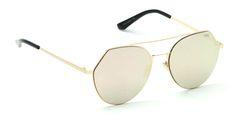 Buy Now I-Gog Sunglasses Unisex Pink Mercury Large Retro Round IG-3756-GL-PKM Online : India , Uk