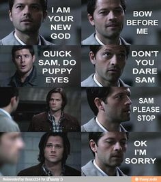 Supernatural! / iFunny :)