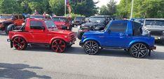 Suzuki Cars, Car Cleaning Hacks, Jeeps, Cars And Motorcycles, Samurai, Antique Cars, Trucks, Bike, Street