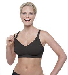 633a65eb67 Bravado Body Silk Seamless Nursing Bra in Pink Ice  Clothing