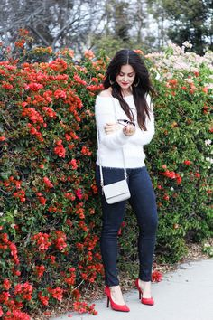 Transition Winter Pieces into Spring Trends - Glam Latte Inspiration from the City of Angeles