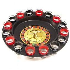 Joc De #Ruleta Cu #Pahare De Sticla