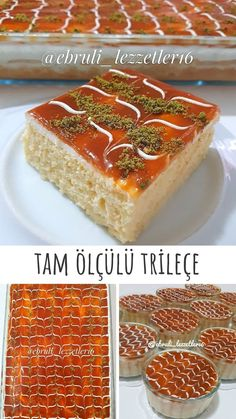 Delicious Desserts, Yummy Food, Tasty, Cake Recipes, Dessert Recipes, Family Meals, Ham, Food And Drink, Healthy Eating