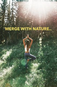 Merge with Nature WILD WOMAN SISTERHOOD™ #WildWomanSisterhoood #wildsoul…