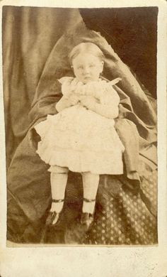 Dangerous Minds   Ghost Mother: Creepy vintage baby portraits with mothers 'hiding'