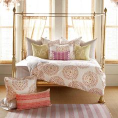 JR by John Robshaw: Nikolo - Available at Lavish @Nancy Moody {Lavish}  #bedding #bedroom