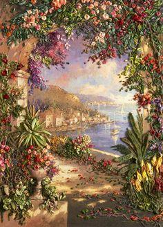 Floral Vista Ribbon Pack | Di van Niekerk