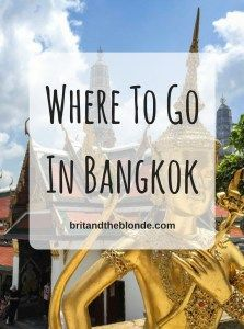 Thailand's crazy busy capital Bangkok is probably on your bucket list. Travel Guides, Travel Tips, Travel Destinations, Travel Articles, Countries To Visit, India Travel, Maldives, Where To Go, Southeast Asia