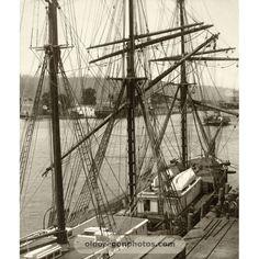 Portland Harbor - 1880s