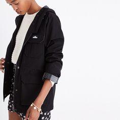 Madewell x Penfield® Kasson Jacket in True Black