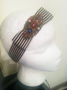 Paris in the 20's Headband!!