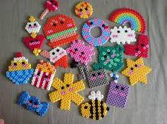 """Résultat de recherche d'images pour """"hama beads pattern"""""""