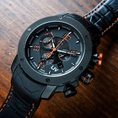 Win a $590.00 LIV GX1 Swiss Chrono