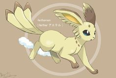 Fake eeveelution but it be a pretty cool eeveelution