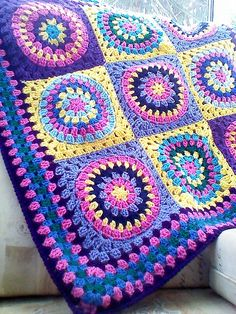 ... on Pinterest Double Crochet, Afghans and Crochet Stitches
