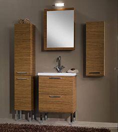 """22.5"""" Nameeks Iotti Luna L14 Bathroom Vanity #BathroomRemodel #BlondyBathHome #BathroomVanity  #ModernVanity"""