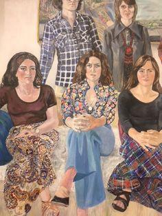 Sylvia Sleigh (detail) Feeling Like A Failure, Street Girl, Historian, Figure Painting, Vulnerability, Portrait, Theory, Paintings, Artists
