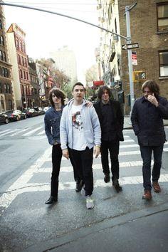 Arctic Monkeys / I miss the Humbug hair x