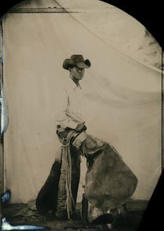 Robb Kendrick tin type photography