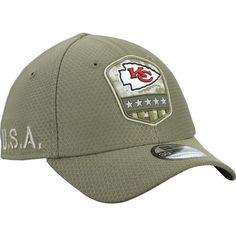 NFL Kansas City Chiefs schwarz New Era Basic Shirt