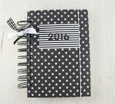Carolas Bastelstübchen: Noch ein paar kleine Kalender..............